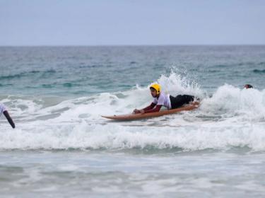 Adapted Surf in Fuerteventura