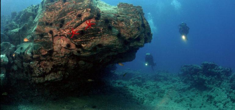 Diving-klippa